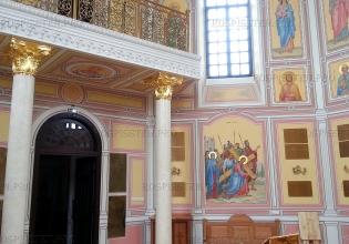 роспись-храма-интерьер