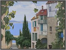 роспись на юге франции