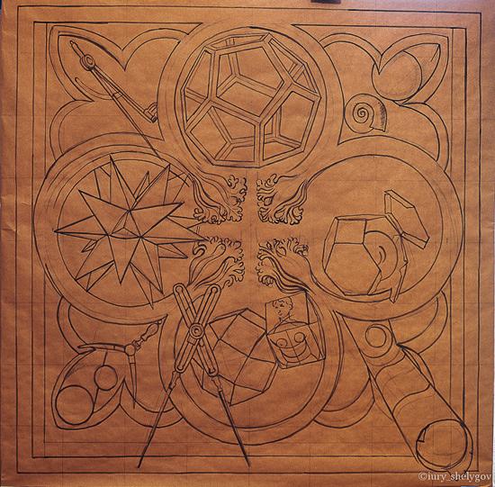 геометрия-картон