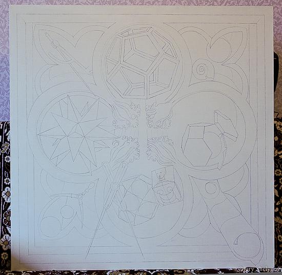 геометрия-рисунок