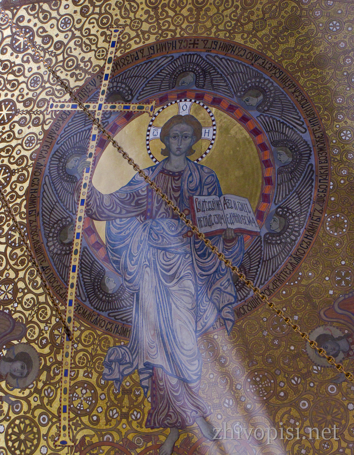 роспись никольский собор кронштадт