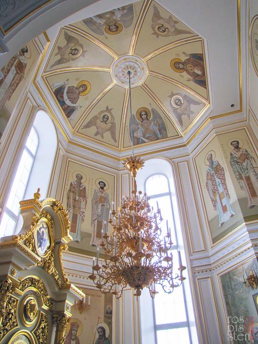 Роспись кафедрального Собора в Саранске