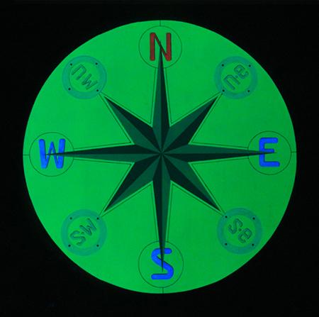 изображение компаса