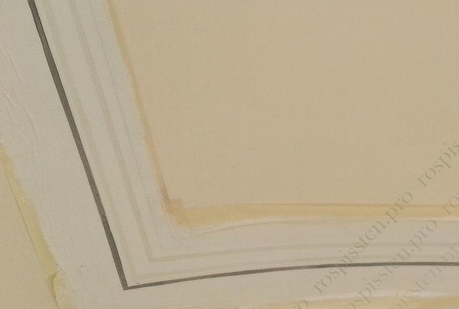 этапы для альфрейной росписи