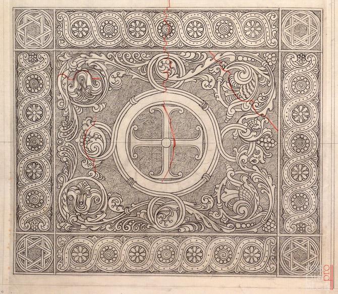 рисунок для Никольского Морского Собора