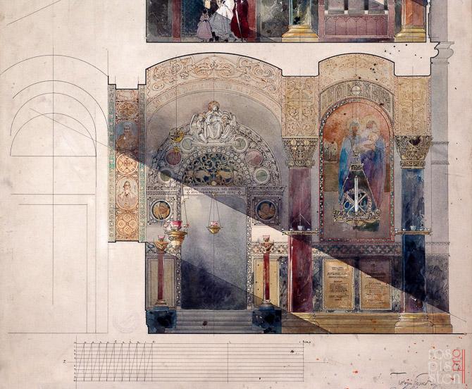 реставрация Морского собора в Кронштадте