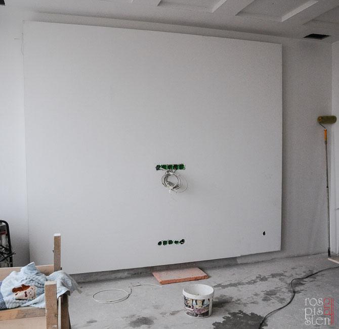стена для росписи акрилом