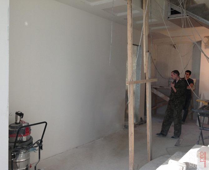 поверхность для росписи стен