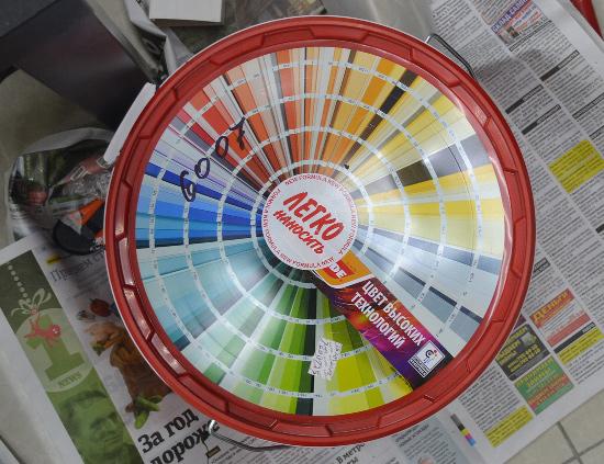 краски-для-интерьера