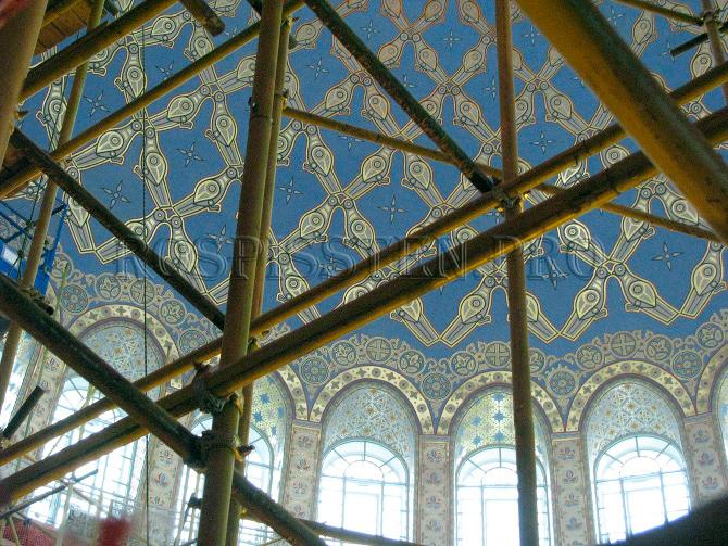 орнаменты-храма