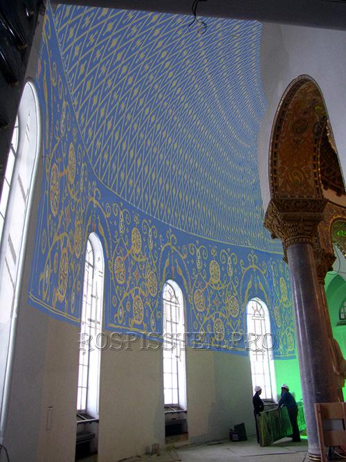 проект-росписи-галереи-храма