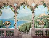роспись-итальянский-пейзаж