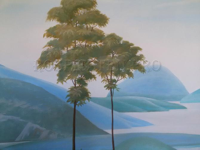 роспись-коттеджа-фрагмент