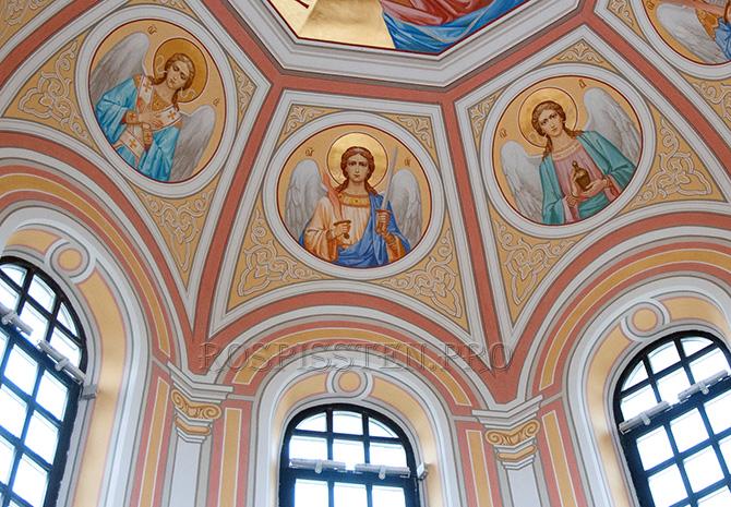 роспись-храма-купол