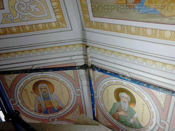 роспись-храма-орнаменты-живопись