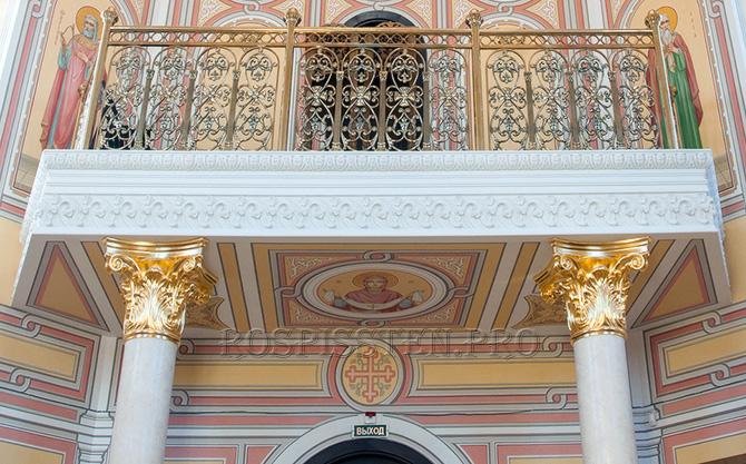 роспись-храма-хоры-золочение