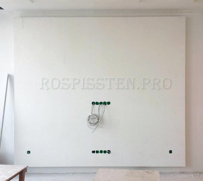стена-для-художественной-росписи