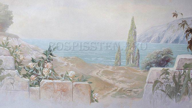роспись-спальни-море