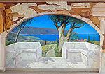 роспись-стен-выставочного-зала