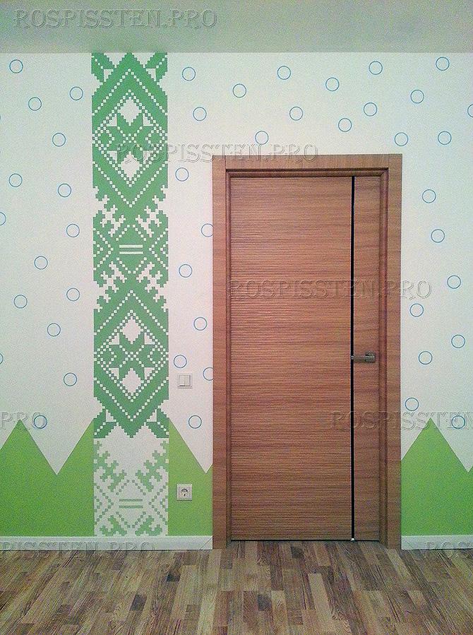 декоративная-роспись-детской-комнаты