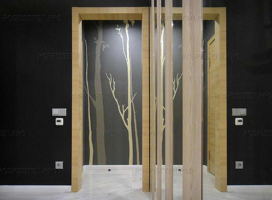 роспись-стен-в-квартире-дизайн