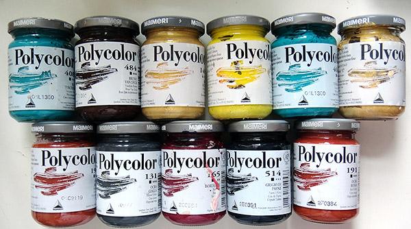 роспись стен краски