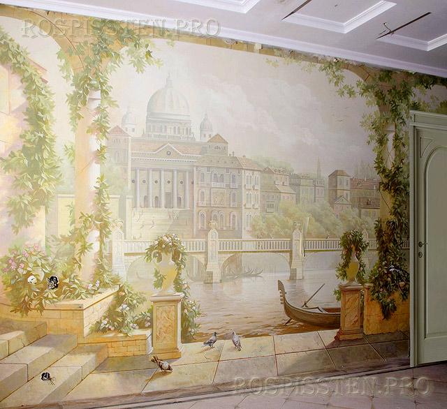 роспись-стен-акрилом-венеция