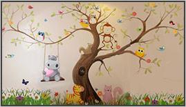 роспись-детской-на-стене-панорамная