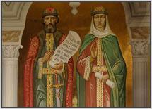 роспись храма св. Владимира Талицы