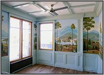 роспись-стен-деревянных-домов-коттеджей