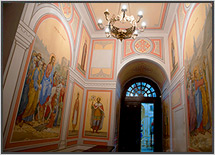 роспись-храма-Санкт-Петербург