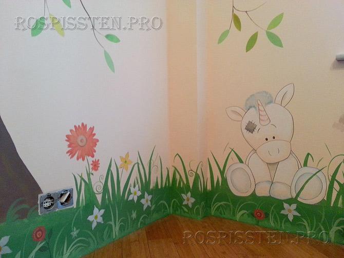 экологичная-роспись-детской-комнаты