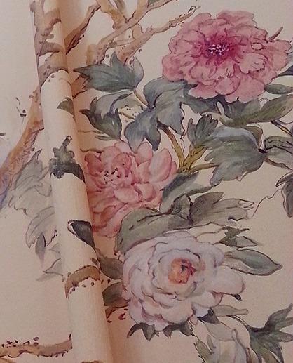 роспись-стен-цветы-фрагмент